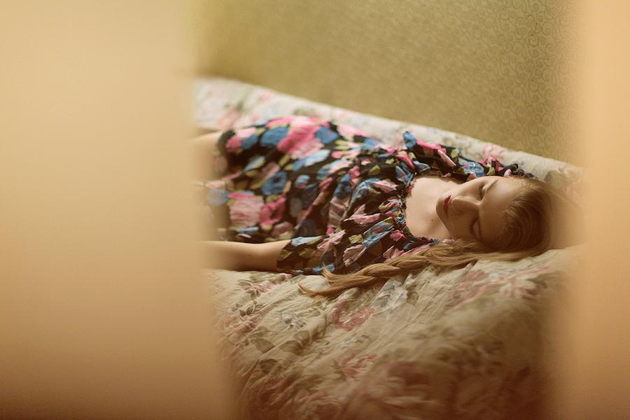 sleeping beauty by AliceLidel