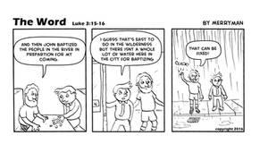 The Word 2 by MerrymanComics