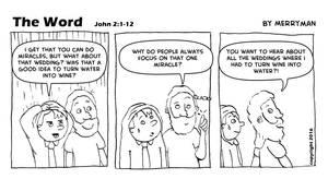 The Word 3 by MerrymanComics