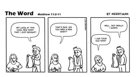 The Word 51 by MerrymanComics
