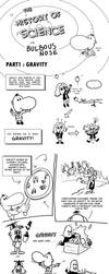 The History of Science: Gravity! by MerrymanComics