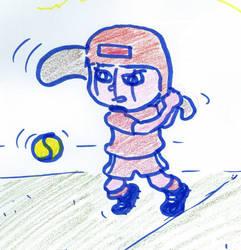 Hurler by MerrymanComics