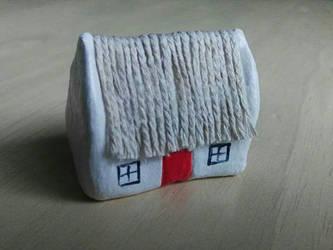 Thatched Cottage by MerrymanComics