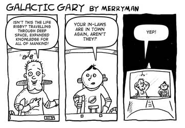 Galactic Gary 19 by MerrymanComics