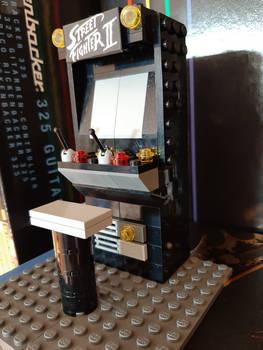 Lego Streetfighter