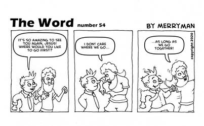 The Word 54