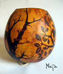 Tree of Life - gunga by MaiaRatynska