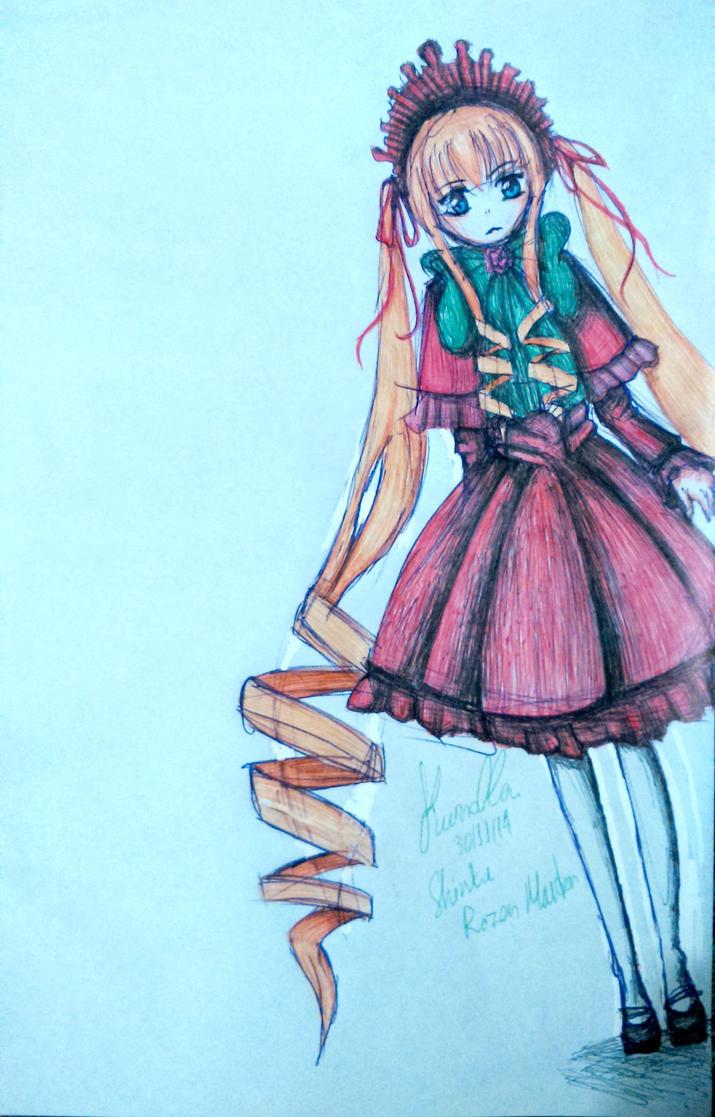 Shinku chan! by Kwno0la