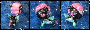 Tokidoki Mini Unicorno Nebula Custom