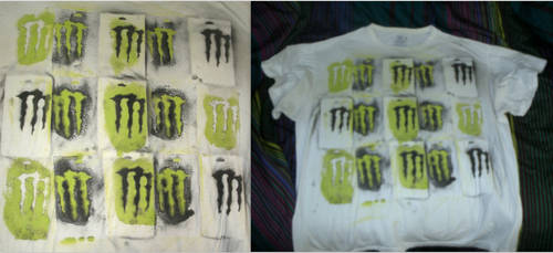 monster T by jecle