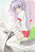 Kyou scooter by Carlos344