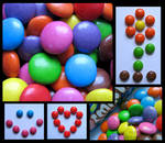 smarties composition.