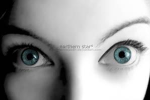I'm watching you. by purplerainistaken