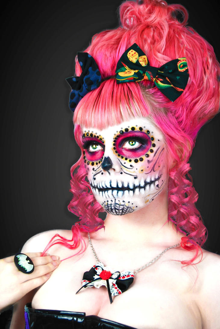 Sugar Skull by Bedky