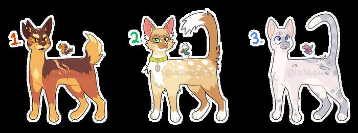Warrior Cat Adopts 8: CLOSED