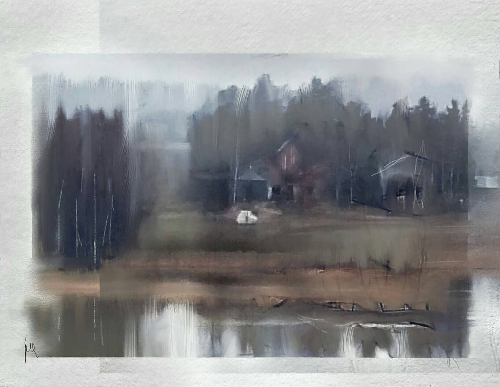 gloomy April by agevla77