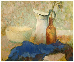 yellow still-life by agevla77