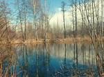 April in reflections III by agevla77