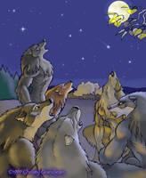 HOWLapalooza by Goldenwolf
