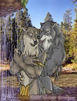 Sensual by Goldenwolf