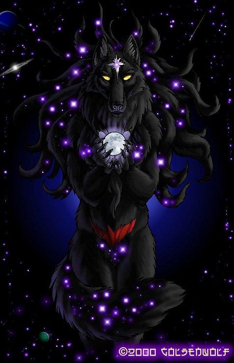 Goddess by Goldenwolf