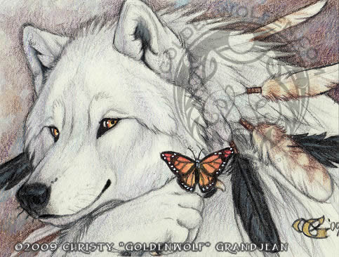 Kat Badge by Goldenwolf