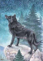 Freya Tribute by Goldenwolf