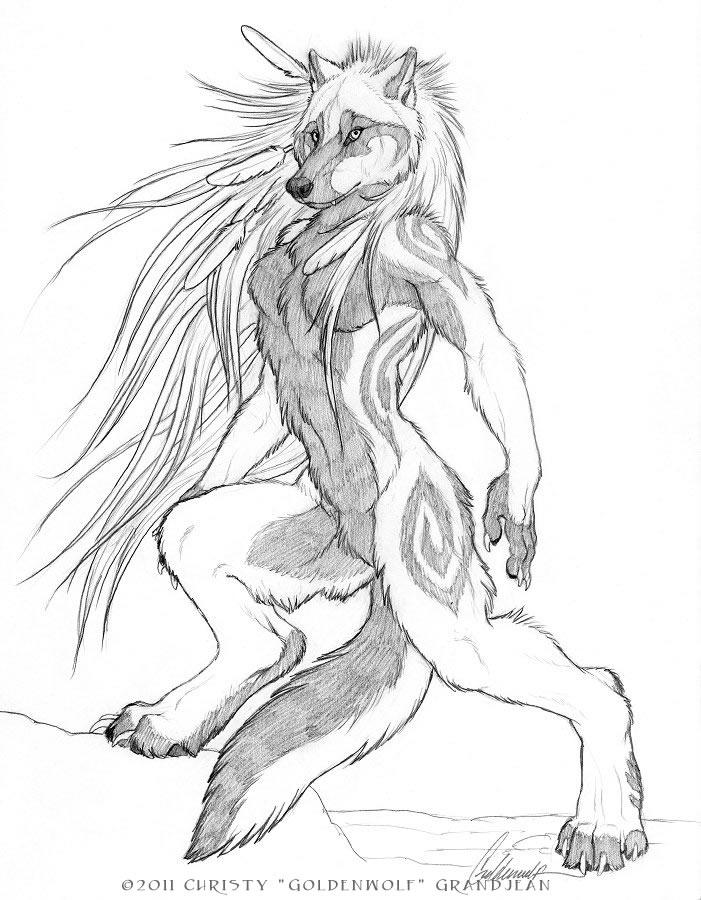 Kin by Goldenwolf