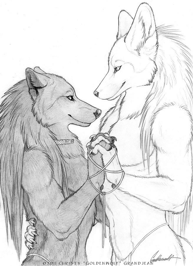 My Yin to Your Yang by Goldenwolf