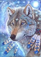 Mystic Spirit by Goldenwolf