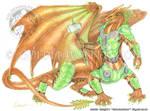 Copper Dragontaur