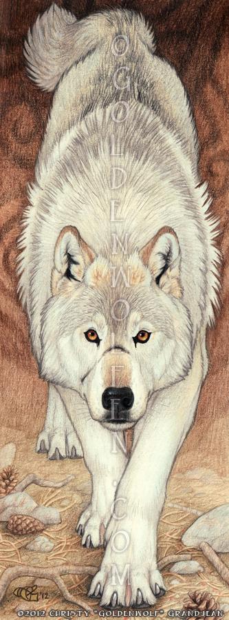 Whisper by Goldenwolf