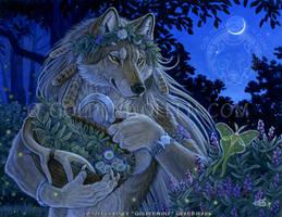 Twilight Harvest by Goldenwolf