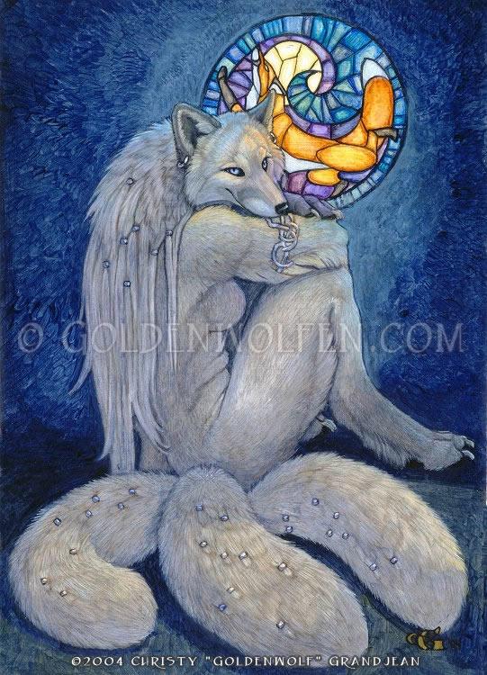 Naryu - Inner Light by Goldenwolf