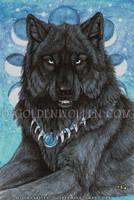 Dark Moon by Goldenwolf