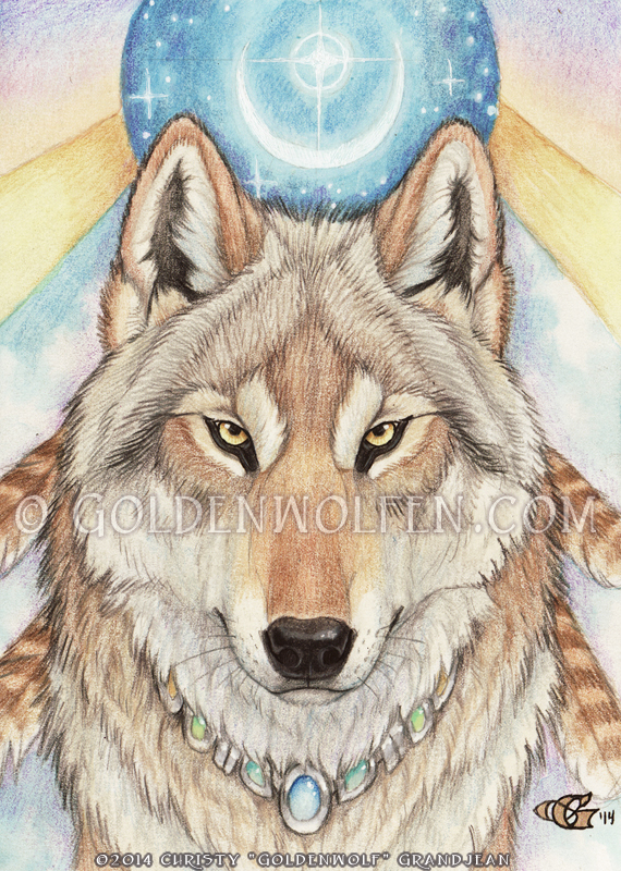 Lune by Goldenwolf on DeviantArt