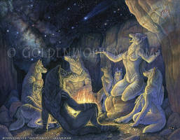 Songline by Goldenwolf