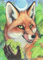 Vineyard Thief by Goldenwolf