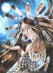 Wind Wolf Woman