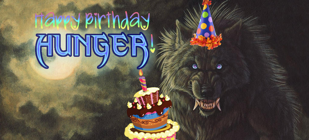 Hunger Bday by Goldenwolf