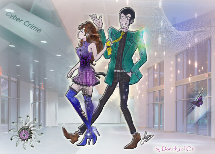 Kidnapping Lupin by Dorothy-of-Oz