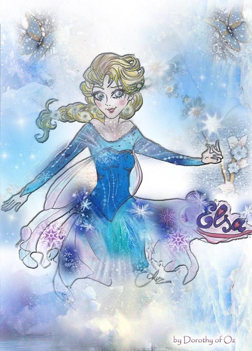 Elsa by Dorothy-of-Oz