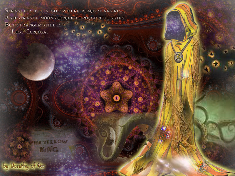 Journeying with Hastur by Dorothy-of-Oz
