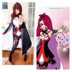 My Praxina Cosplay by Psychedelic-Factory