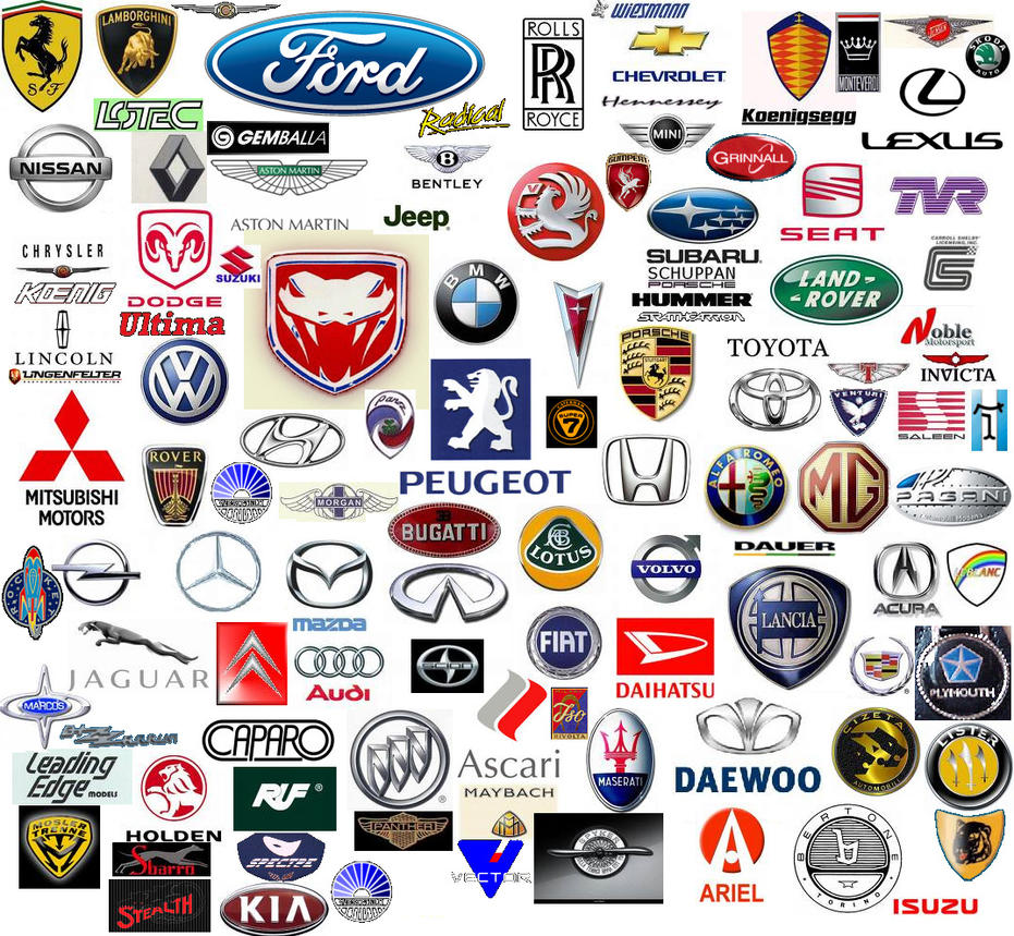 Car logo wallpaper by CarMadMike