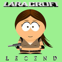 South Park Legend Lara