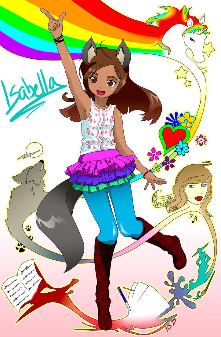 Isabella by cirrusarts