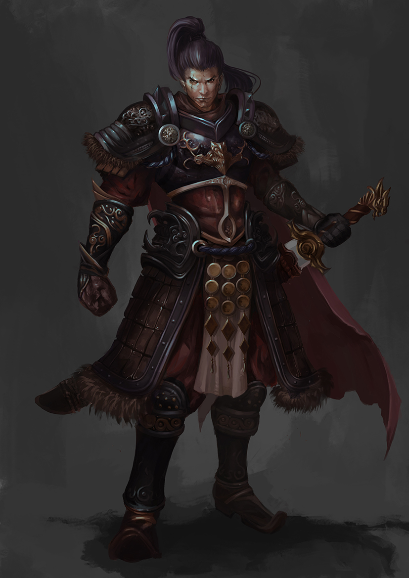Asian Warrior 35