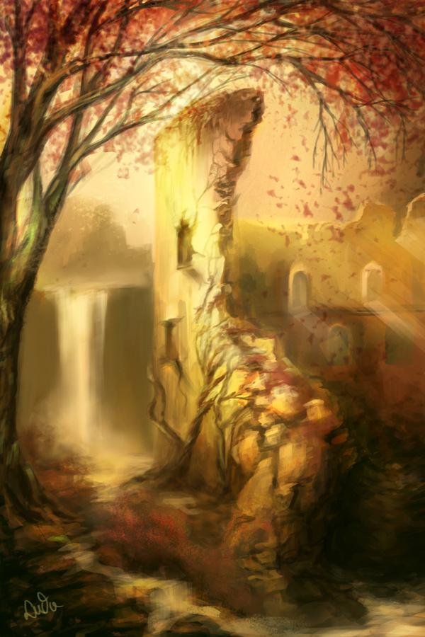 Jesien by ludomira