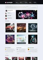 Synergie WordPress Theme by PremiumThemes